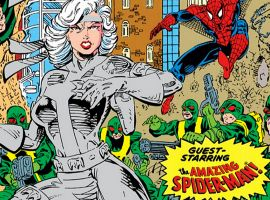 90s By The Numbers: Silver Sable and the Wild Pack #1