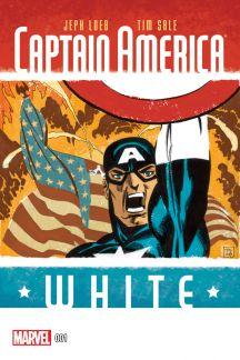 Captain America: White #1