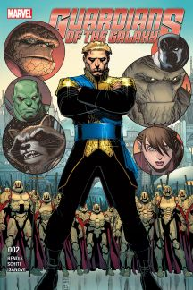 Guardians of the Galaxy #2
