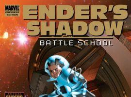 ENDER'S SHADOW: BATTLE SCHOOL PREMIERE HC