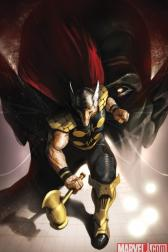 Secret Invasion Aftermath: Beta Ray Bill - The Green of Eden #1