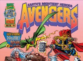 AVENGERS #401 COVER