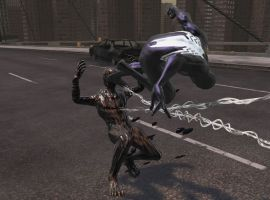 Marvel.com EXCLUSIVE Spider-Man: Web of Shadows screenshot