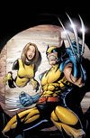 Wolverine: First Class (2008) #1