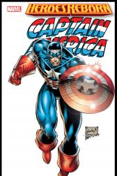 Heroes Reborn: Captain America (Trade Paperback)