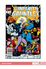 Infinity Gauntlet (1991) #6
