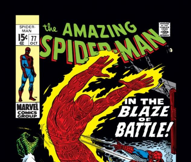 AMAZING SPIDER-MAN #77