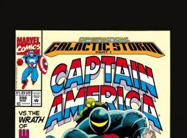 CAPTAIN AMERICA #398 COVER