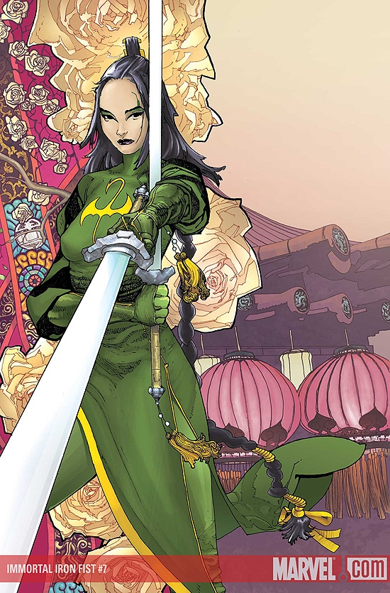 Immortal Iron Fist (2006) #7