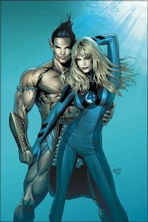 Ultimate Fantastic Four #25