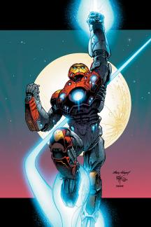 Ultimate Iron Man (2005) #1 ( VARIANT COVER)