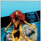 X-MEN: PHOENIX - ENDSONG (2005) #2 COVER