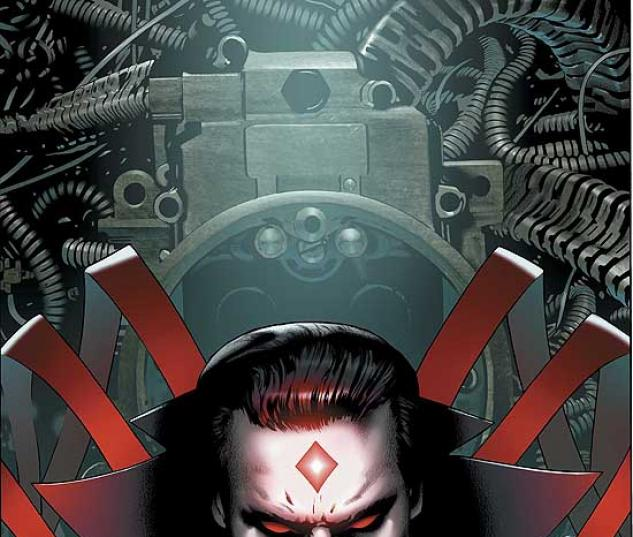X-MEN: THE END - DREAMERS &amp; DEMONS (2005) #4 COVER