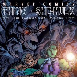 Thing &amp; She-Hulk: The Long Night #1