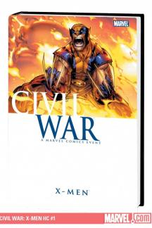 Civil War: X-Men #1