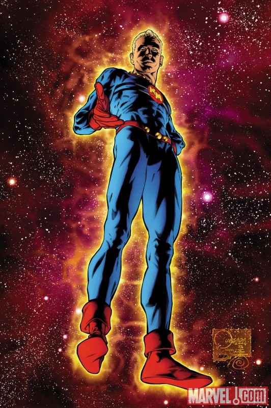 MARVELMAN CLASSIC PRIMER #1 cover by Joe Quesada