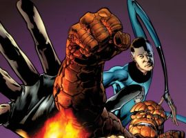 Fantastic Four Annual (2010) #32