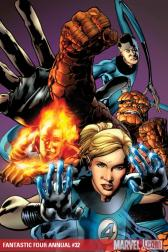 Fantastic Four Annual #32 