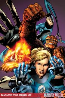 Fantastic Four Annual #32