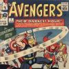 Image Featuring Avengers, Baron Zemo (Heinrich Zemo), Thor
