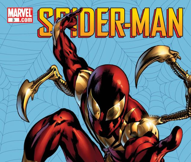 Spider-Man: With Great Power Comes Great Responsibility #3