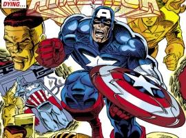 Captain America #437