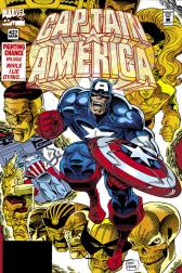 Captain America #437 