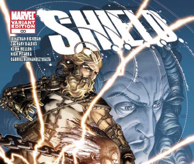 S.H.I.E.L.D. Infinity (0000) Weaver Variant