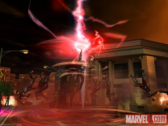 Thor: God of Thunder Wii screenshot