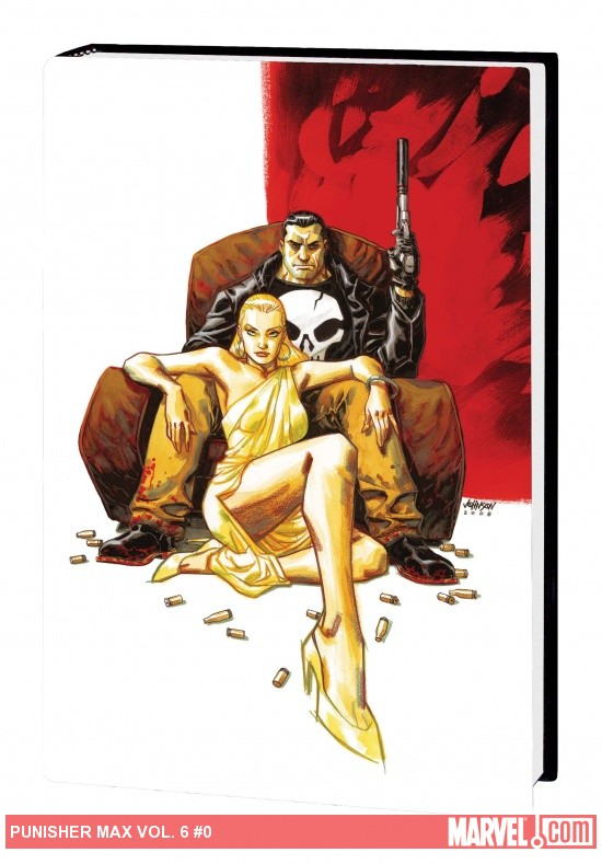 Punisher Max Vol. 6