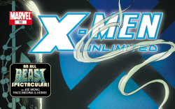X-Men Unlimited (2004) #10 - cover w/ trade dress