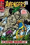 Avengers (1963) #41 cover