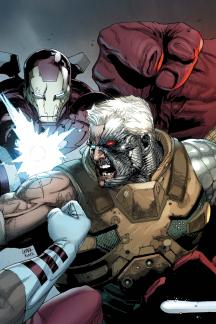 Avengers: X-Sanction (2011) #2 (Yu Variant)