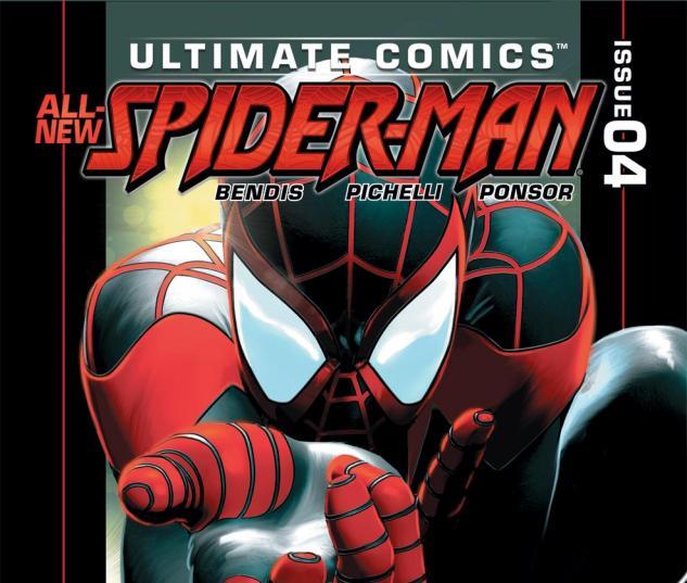 Ultimate Comics Spider-Man (2011) #4