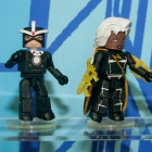 Diamond Select Toys Minimates Storm and Havoc