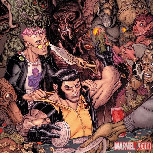 Back to School with Wolverine &amp; The X-Men