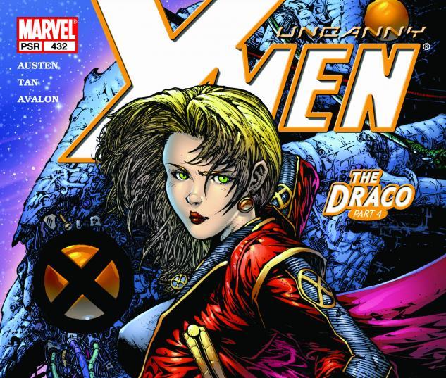 Uncanny X-Men #432 Cover