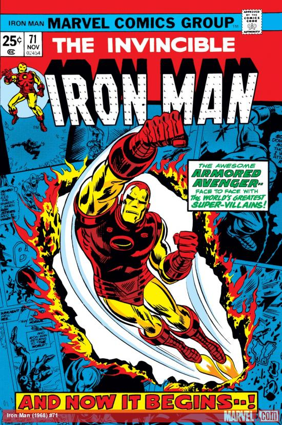 Iron Man (1968) #71