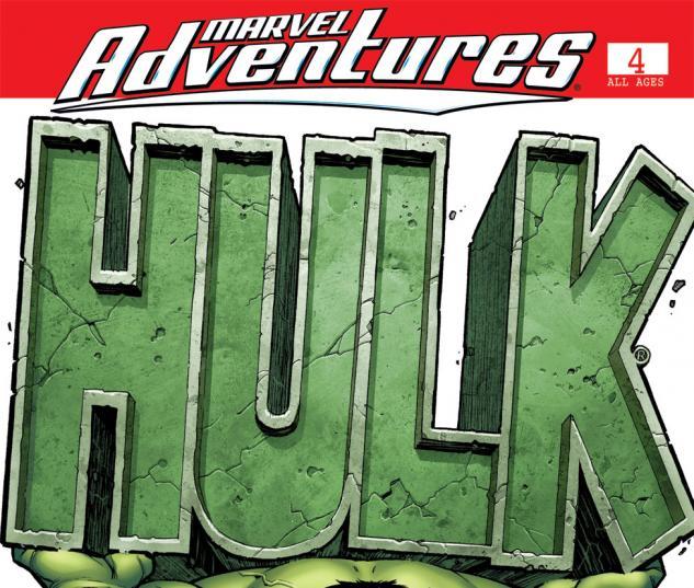 Marvel Adventures Hulk (2007) #4