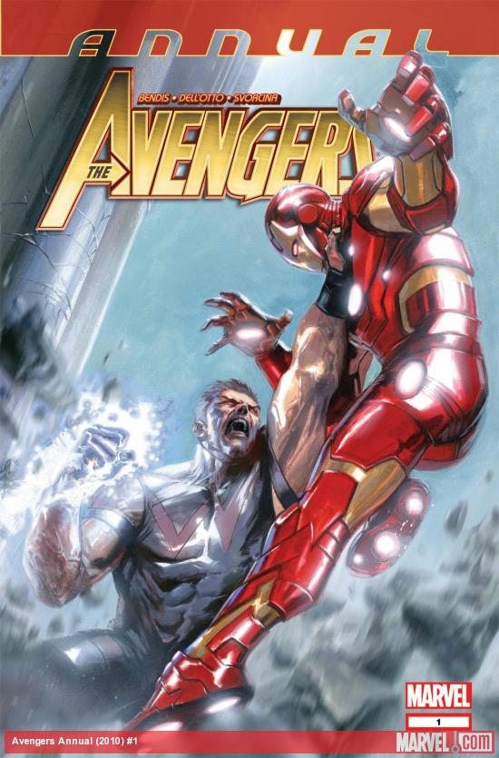 Avengers Annual (2010) #1