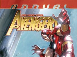 Avengers Annual (2010) #1