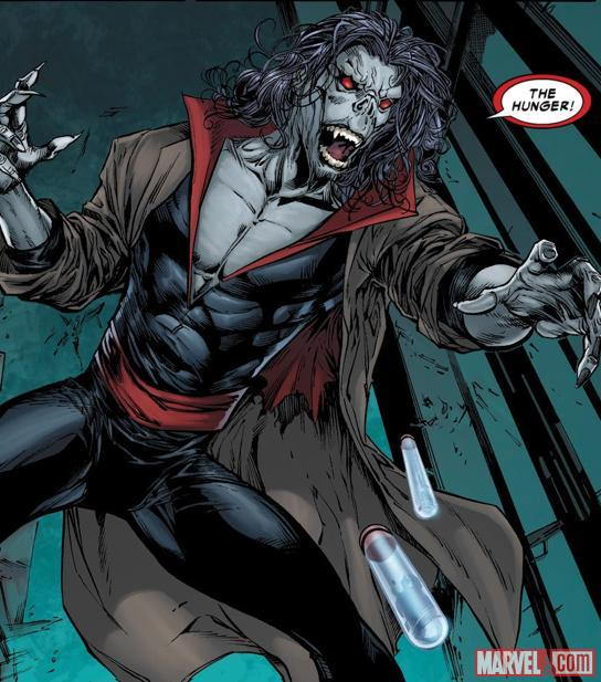 Morbius by Matthew Clark