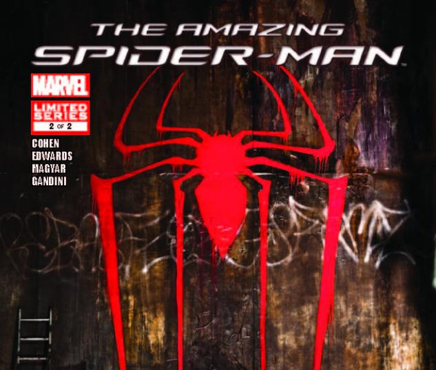 AMAZING SPIDER-MAN: THE MOVIE 2