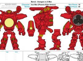 Avengers vs. X-Men Minimates Fan Poll