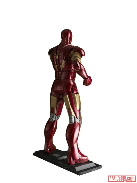 Marvel's The Avengers Iron Man statue by Muckle Mannequins photo 5