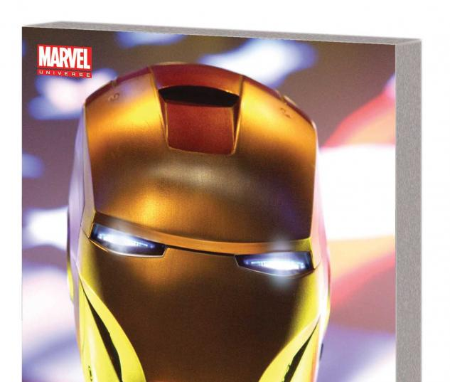 MARVEL UNIVERSE IRON MAN DIGEST (DNMC, SDOS)