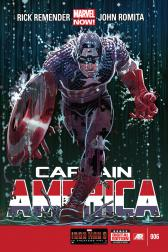 Captain America #6 