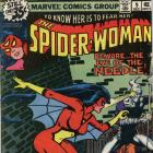 Spider-Woman (1978) #9 cover by Carmine Infantino