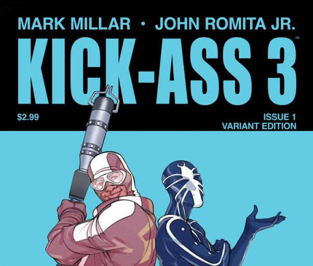 KICK-ASS 3 1 FERRY VARIANT