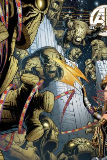 Age of Ultron #10  (Quesada Angela Variant)